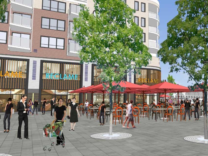 Alkmaar Overstad Noorder Arcade