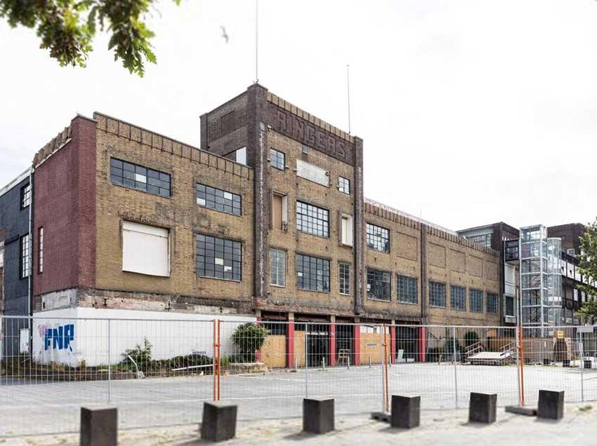 Alkmaar Overstad Ringersfabriek persbericht 2018