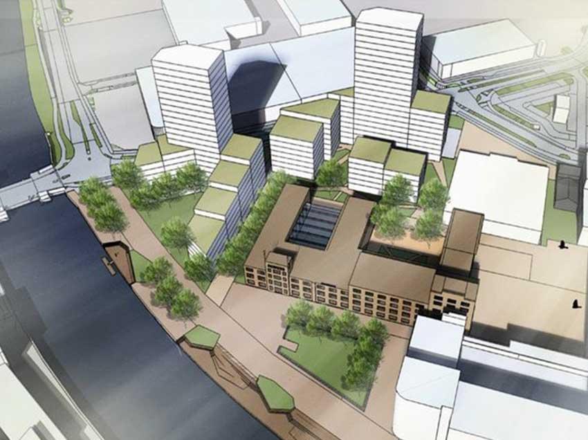 Alkmaar Overstad ontwerp 2019