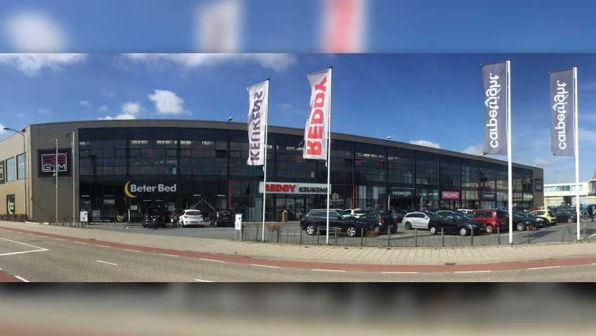Alkmaar Overstad Poort van Overstad 5 jaar
