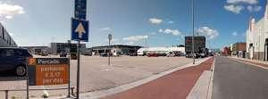 Parkeerterrein Parcade Alkmaar