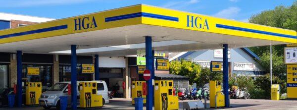 Tankstation HGA