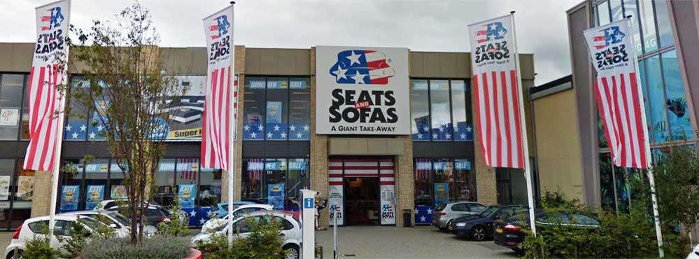 Seats and Sofas Alkmaar